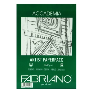 Fabriano Accademia - 160gsm A3