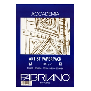 Fabriano Accademia - 200gsm A4