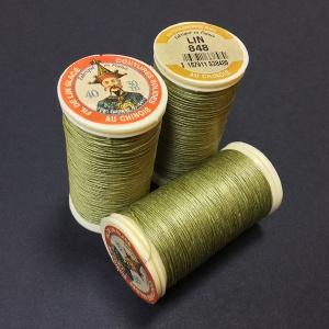 French Linen Light Olive 848