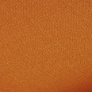 French Silk - Rich Orange