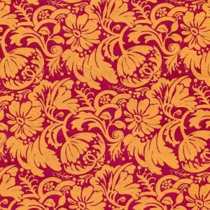 Granada - Pink & yellow flower