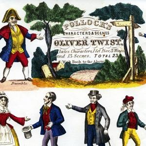 Judd St Oliver Twist Character