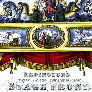Judd St Pollock Theatre Stage