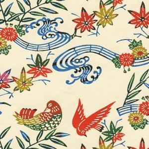 Katazome-Shi Birdsong