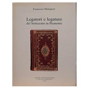 Legatori e Legature Del...