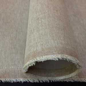Linen Bookcloth - Soft Caramel