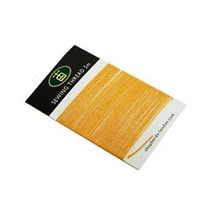 Linen Sewing Thread 5M Yellow
