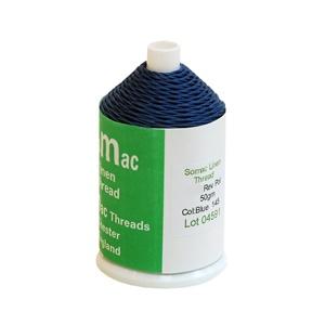 Linen Thread 18/3 Blue 145