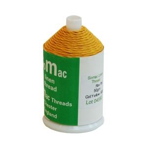 Linen Thread 18/3 Yellow 500