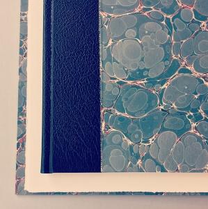 Marbled Paper Sketchbook 1