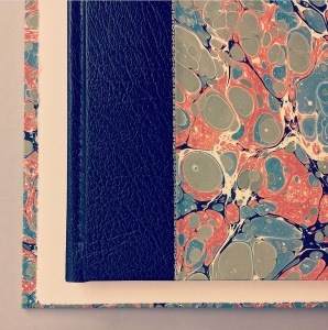 Marbled Paper Sketchbook 2