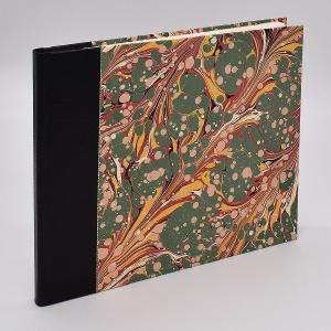 Marbled Paper Sketchbook 3