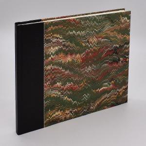 Marbled Paper Sketchbook 4