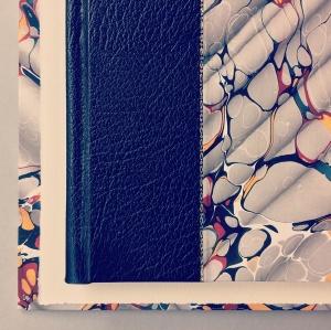 Marbled Paper Sketchbook 6