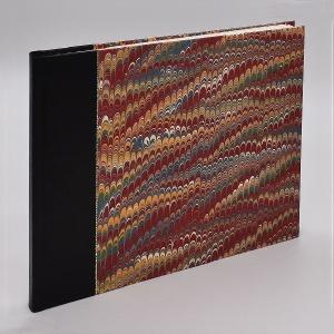 Marbled Paper Sketchbook 7