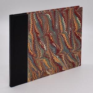Marbled Paper Sketchbook 8