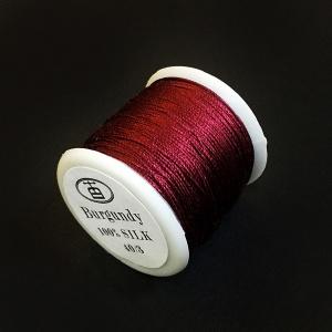 Mulberry Silk F128 Burgundy