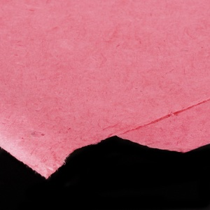 Nepalese Lokta Pink 30gsm