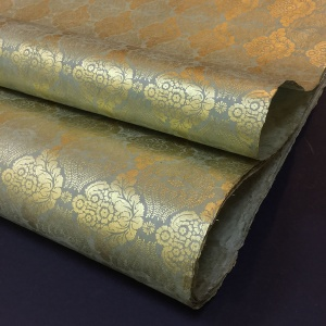 Nepali Paper Swag Gold