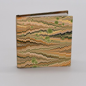Notebook - Marbled Jade Spot