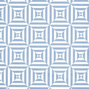 Ola Paper Alma - Salvia Blue