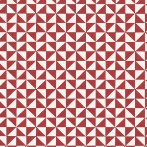 Ola Paper Kaffe Print - Red