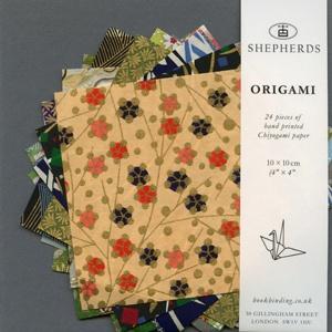 Origami Set 10 x 10cm
