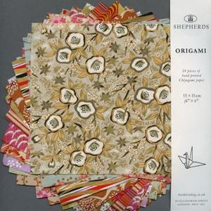 Origami Set 15 x 15cm
