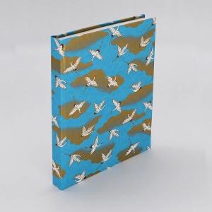 Pocket Journal Blank Cranes
