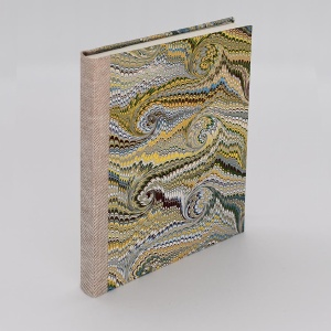 Pocket Journal Blank Curl
