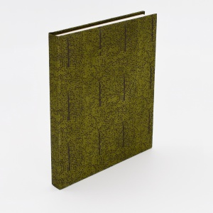 Pocket Journal Blank Trees