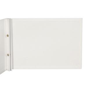 Portfolio Album - White A3L
