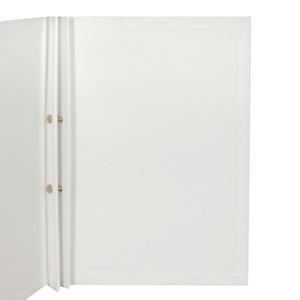 Portfolio Album - White A3P