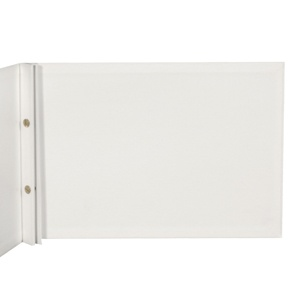 Portfolio Album White A4L+