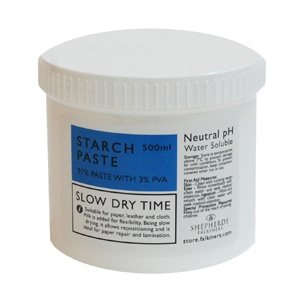 Starch Paste + 3% PVA 500ml