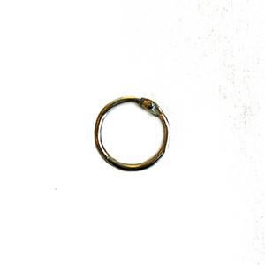 Steel Binding Ring - 14mm