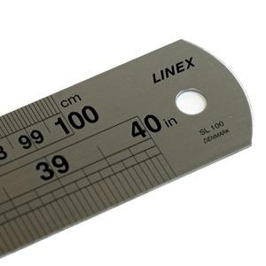 Steel Rule - 100cm