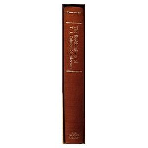 The Bookbindings of T.J...