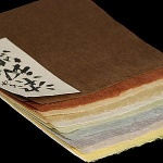 Chine Colle Packs - Earth Tone