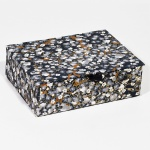 A6+ Postcard Box BLOSSOM NAVY