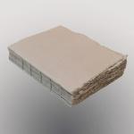 Book Block - Cotton - Dove