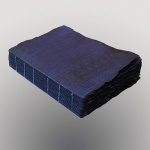 Book Block - Cotton - Indigo