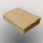 Book Block - Cotton - Tea