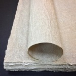 Canal - Tan Linen Wrapper