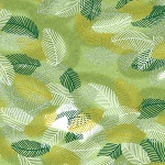 Chiyo Green Feather