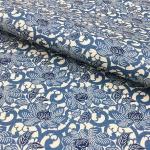 Chiyogami Blue Peony