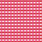Chiyogami Gingham Red & Pink