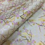 Chiyogami Lavender Trellis