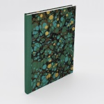 Desk Journal Blank Malachite