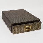 Ebury Drawer - Helix Black
